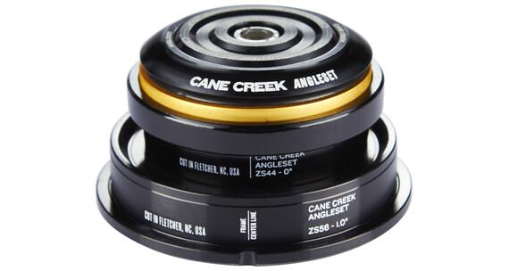 Cane Creek Winkel Steuersatz 1° ZS44/28.6 I ZS56/30 schwarz